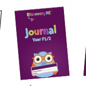 Make RE Books more exciting by printing our journal covers.