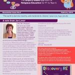 Discovery Newsletter Spring 2016 (teaser image)