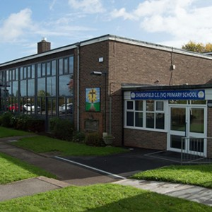 Image of School Building at Churchfield CE (VC) Primary