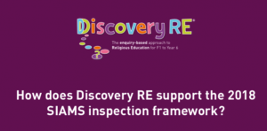 Thumbnail Discovery RE support the 2018 SIAMS inspection framework