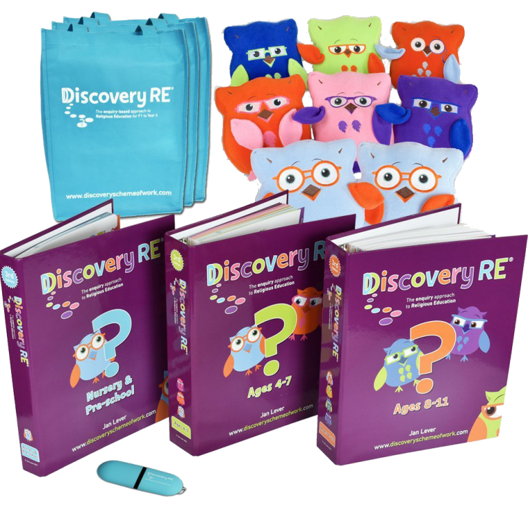 Find out more about Discovery RE